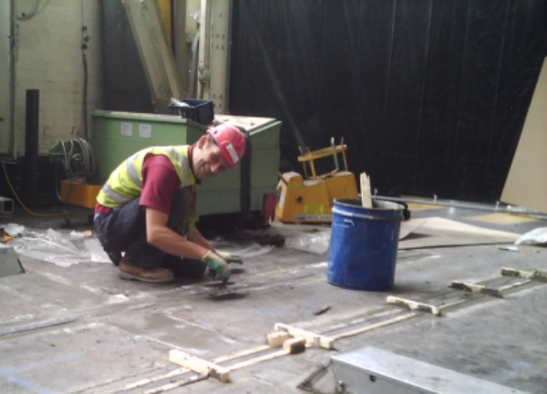 Concrete repairs by Drill Masters, Essex Concrete repair specialists