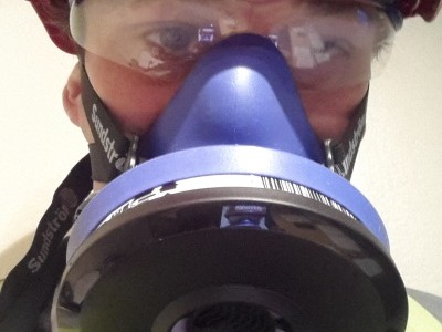 Silica Dust Control on Construction sites