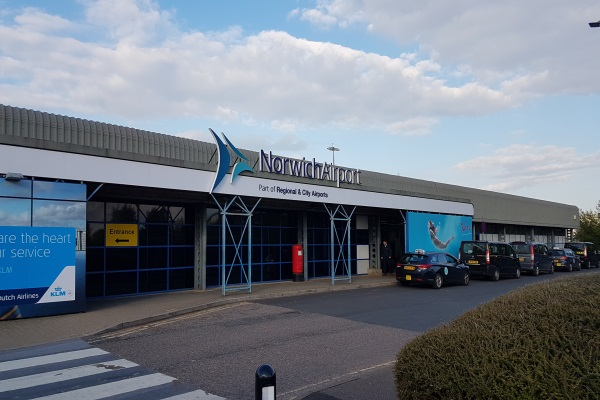 Diamond Floor Chasing Norwich Airport
